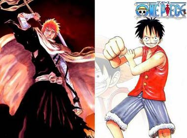 Bleach vs one piece S v2.08...